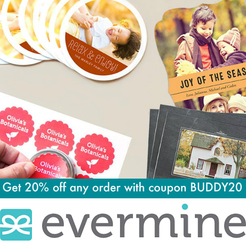 Evermine Coupon : 20% off any order