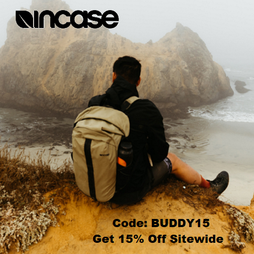 Incase Coupon : Extra 15% off + Free S/H on any order
