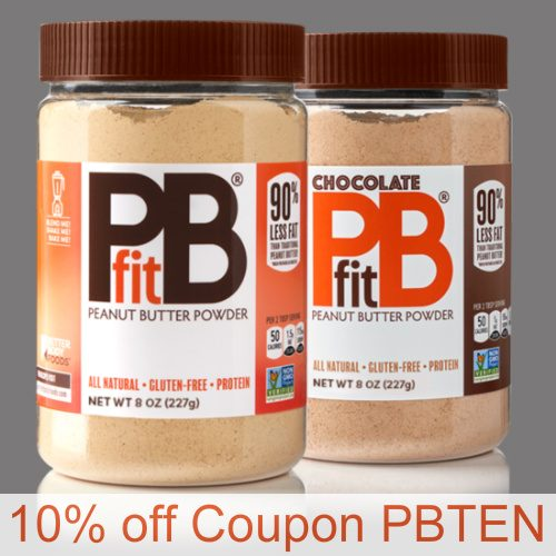 PBfit Coupon : 10% off any order + Free S/H
