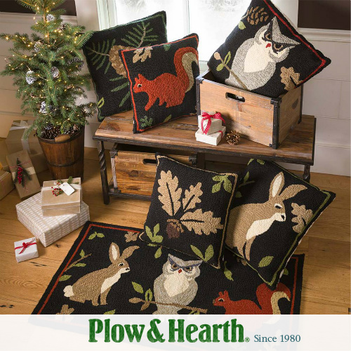 Plow & Hearth Coupon : 15% off $100 or more
