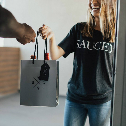 Saucey Coupon : $10 off Your First order