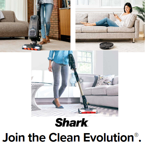 Shark Clean Coupon : 10% off any order