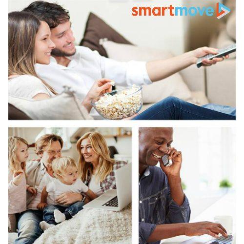 SmartMove : Save on Internet, TV and Smart Home Technologies