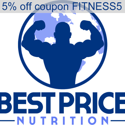 Best Price Nutrition Coupon : 5% off any order