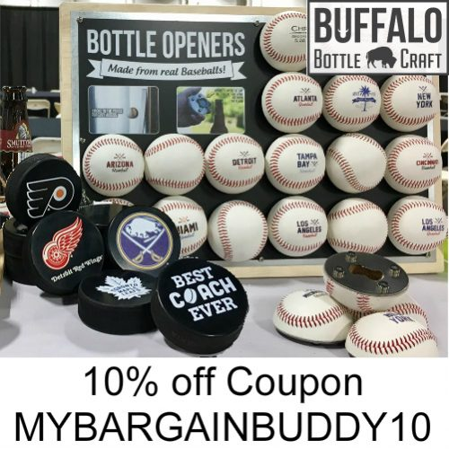 Buffalo Bottle Craft Coupon : Gifts Under $20 + 10% off any order