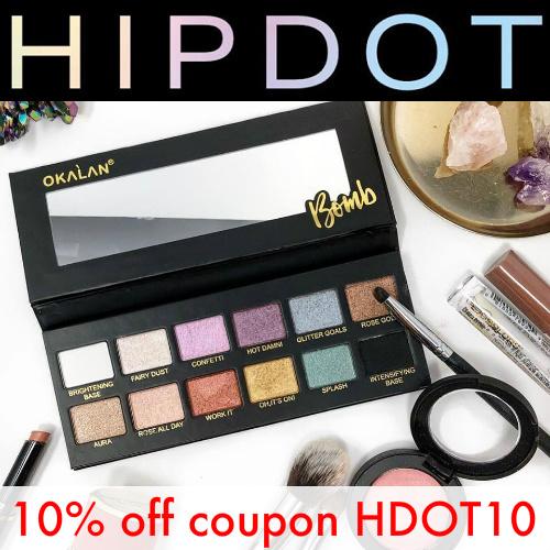 HipDot Coupon : 10% off any order