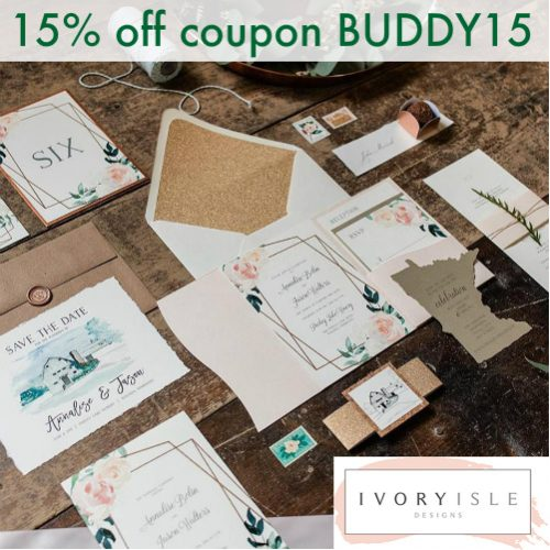 Ivory Isle Designs Coupon : 15% off any order