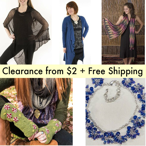 Boho Chic Jewelry, Accessories and Clothes : Starting at $2 + Free S/H