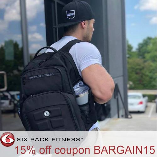 Six Pack Fitness Coupon 15 Off Sitewide