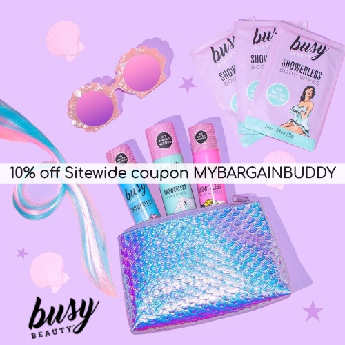 Busy Beauty Coupon