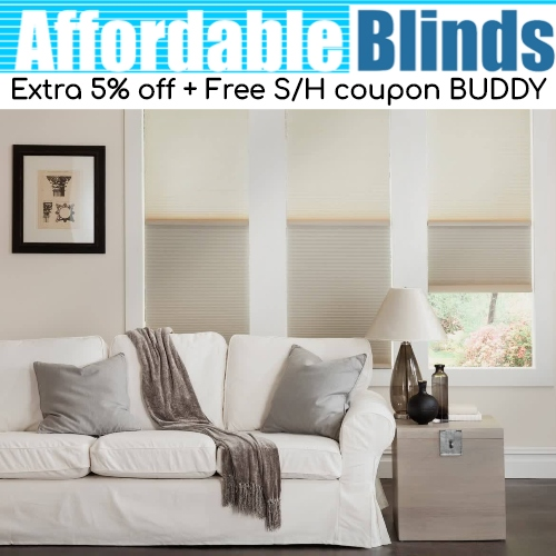 AffordableBlinds.com Coupon