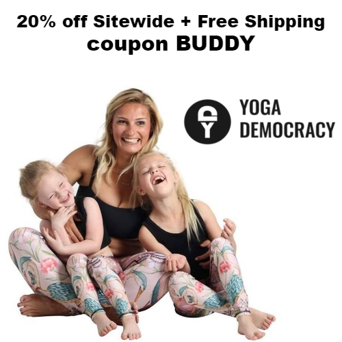 Yoga Democracy Coupon