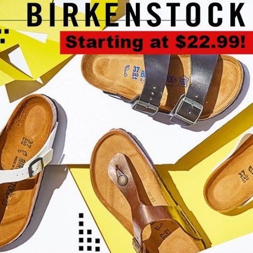 Birkenstock clearance
