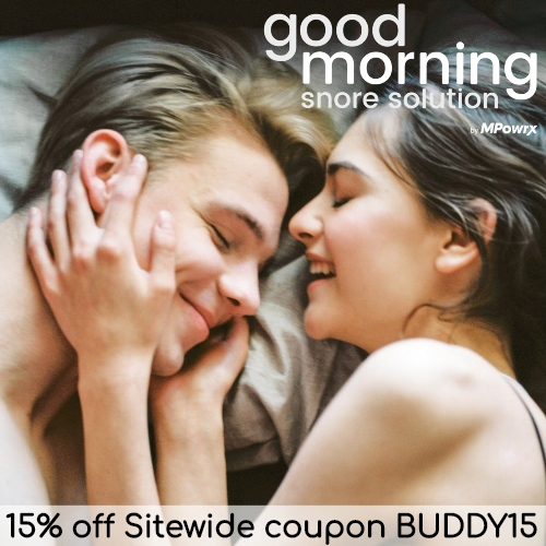 Good Morning Snore Solution Coupon