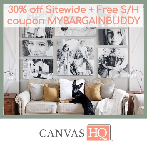 CanvasHQ Coupon
