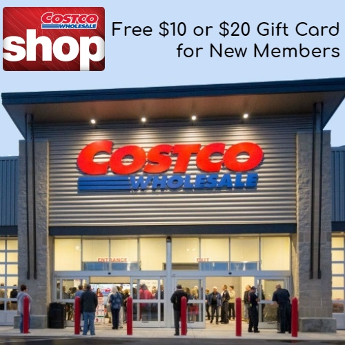 Costco Membership deal