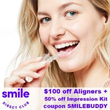 Smile Direct Club Coupon