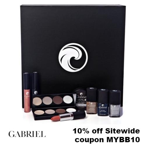 Gabriel Cosmetics Coupon