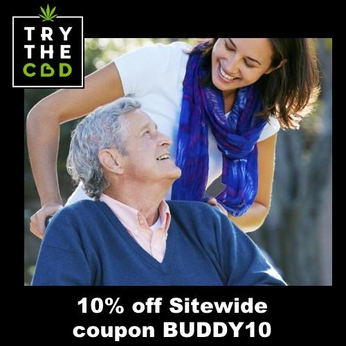 TryTheCBD Coupon