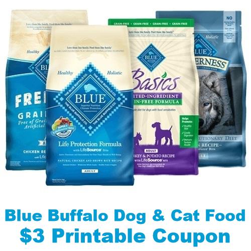 blue buffalo coupon