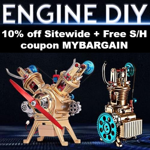Engine DIY Coupon