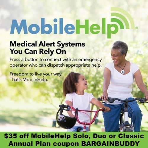 MobileHelp Coupon