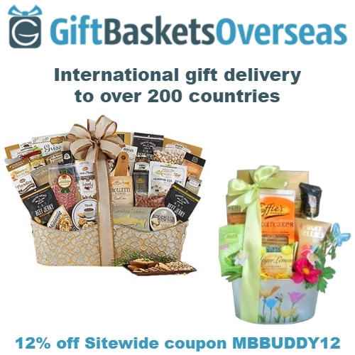 Gift Baskets Overseas Coupon