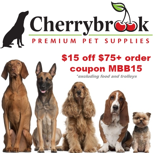 Cherrybrook Coupon