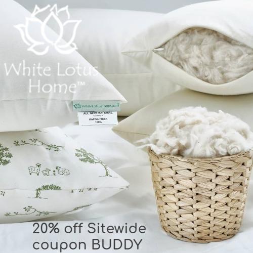 White Lotus Home Coupon
