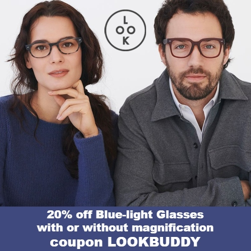 Look Optic Blue-light Glasses Coupon