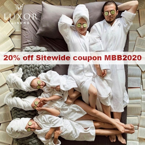 Luxor Linens Coupon