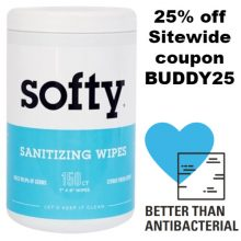 Softy Coupon