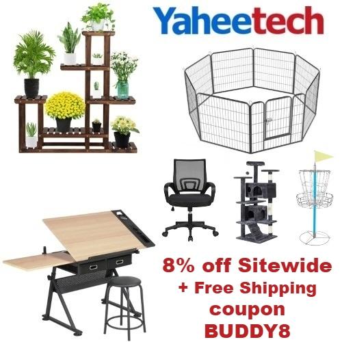 Yaheetech Coupon