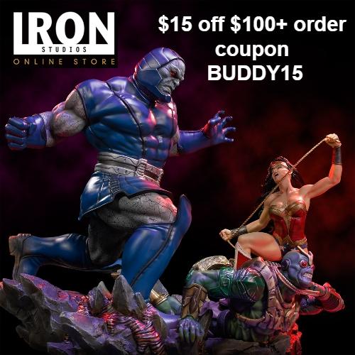 Iron Studios Coupon