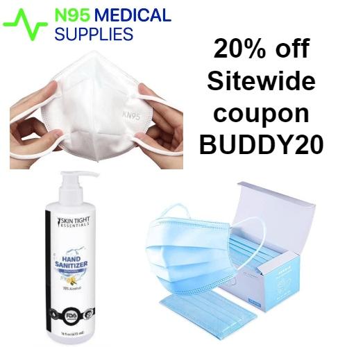 N95medicalsupplies Coupon