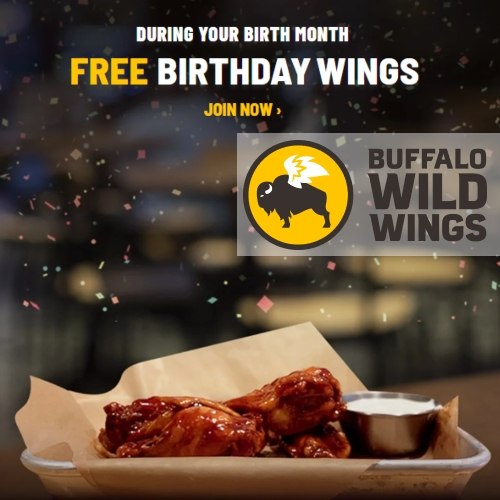 It's just a graphic of Handy Buffalo Wild Wings Coupons 2020 Printable