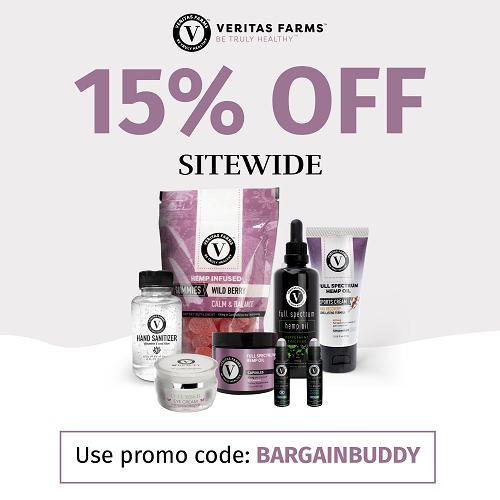Veritas Farms Coupon