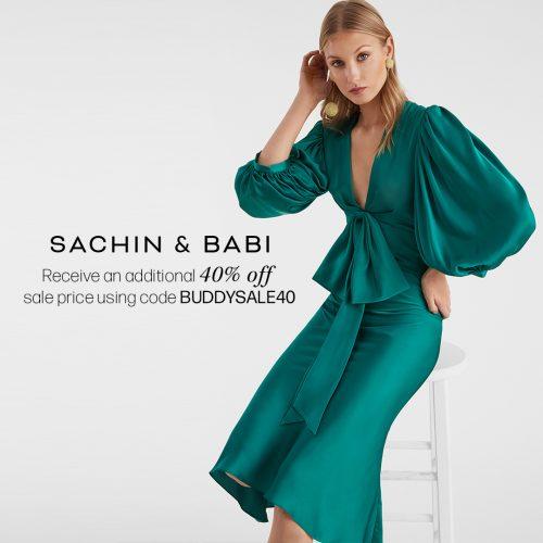 Sachin & Babi Coupon