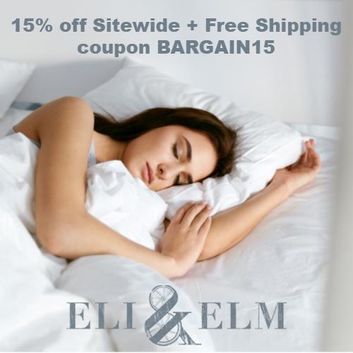 Eli & Elm Coupon
