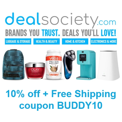 Deal Society Coupon