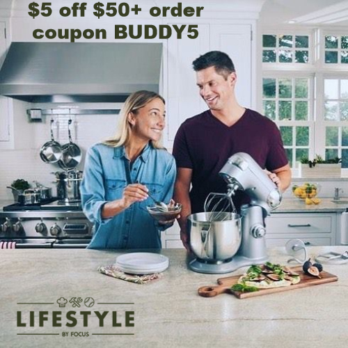 Lifestyle by Focus Coupon