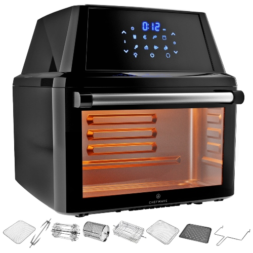ChefWave 16-QT Multifunctional Air Fryer Oven