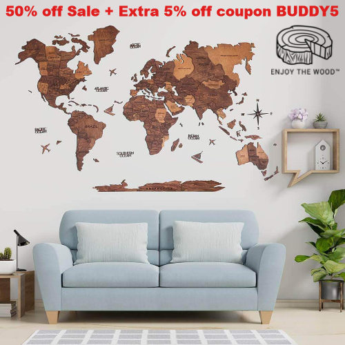 EnjoyTheWood Coupon