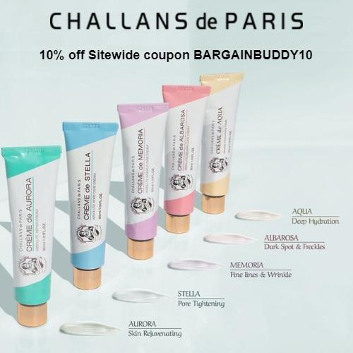 Challans de Paris Coupon