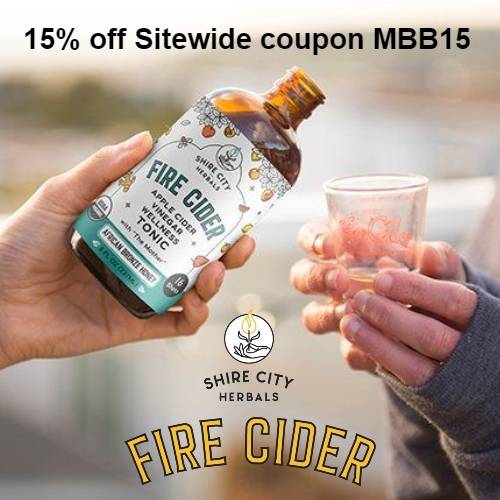 Fire Cider Coupon