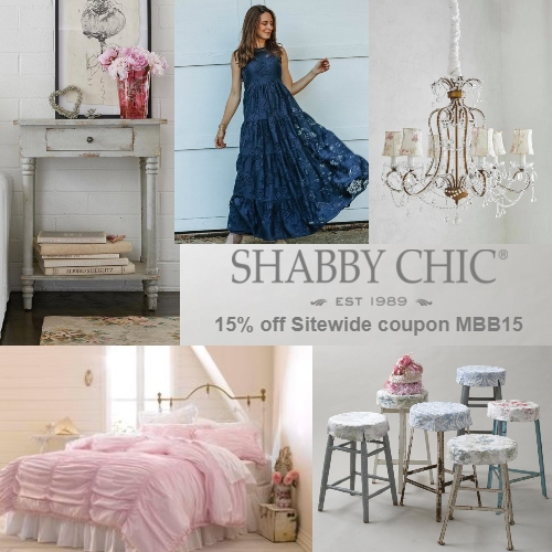 Shabby Chic Coupon