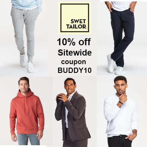 Swet Tailor Coupon