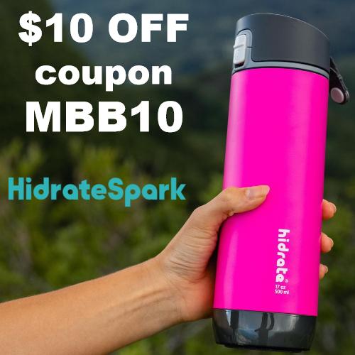 hidratespark coupon