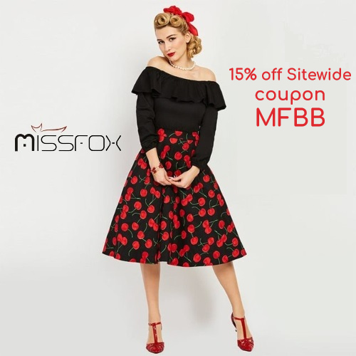 missfox coupon