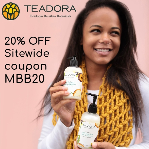 Teadora Coupon